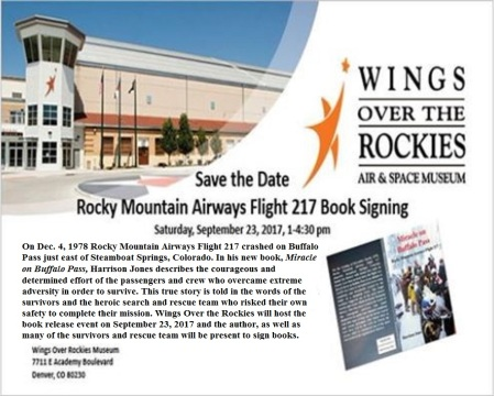 Wings Book Signing 3